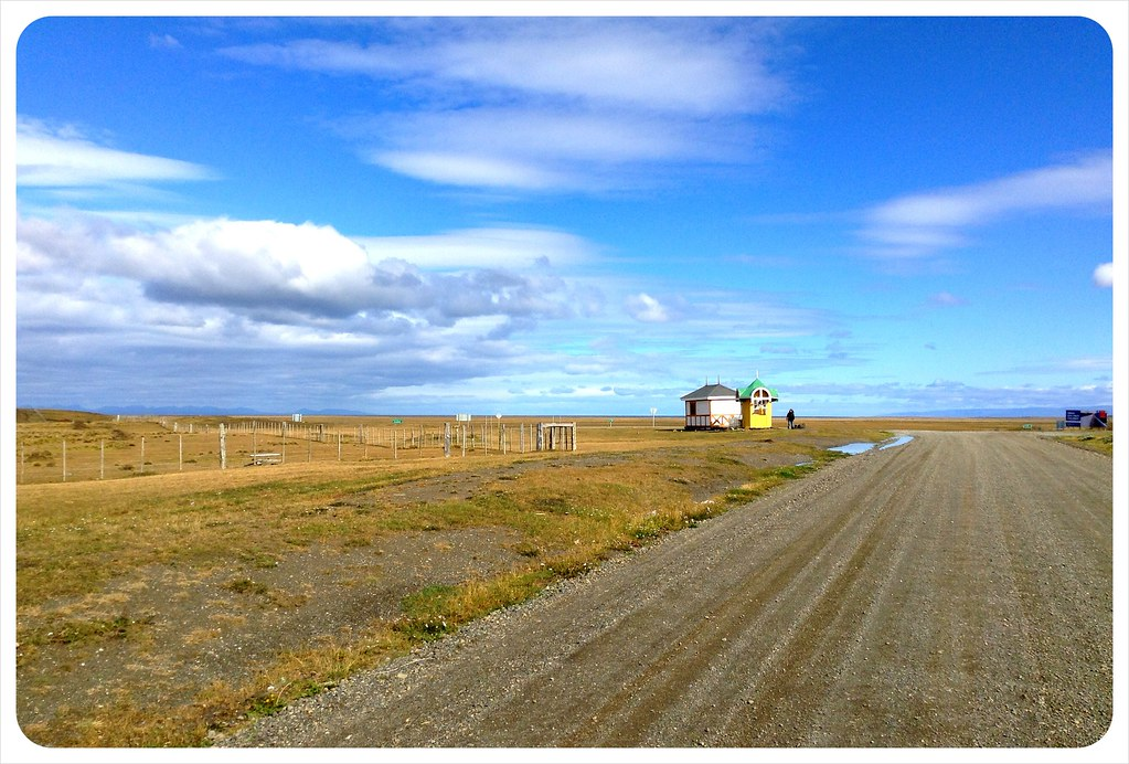 hitchhiking Tierra Del Fuego