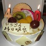 ひらりん,お誕生日おめでとう!