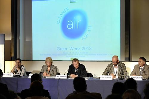 Clean fuels for clean air