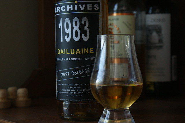 Archives 1983 Dailuaine 28yo