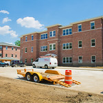 13-06-01 -- JUNE 2013: The Gates, new student apartments.