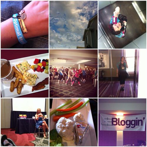 fitbloggin, day 3