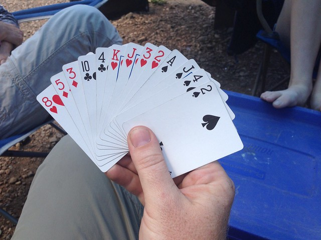 Ready to play a hand of Spades