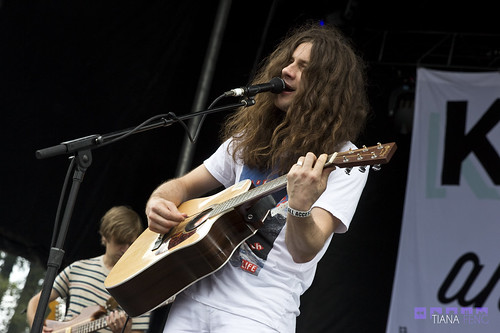 Kurt Vile and the Violators @ Toronto Underground Roots Festival 7/7/2013