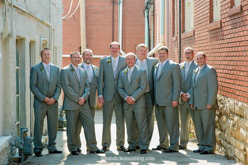 Liberty Missouri wedding photos