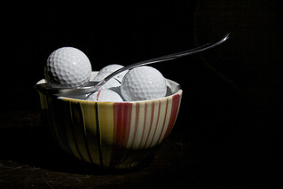 203-365 Project - A steady diet of golf