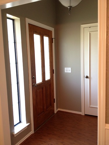 Entry & Dining Room Makeover - After