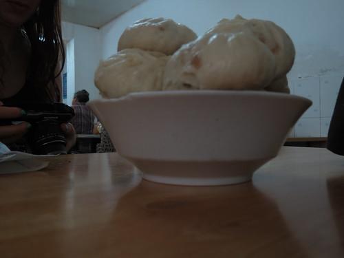 Breakfast Dumplings Beijing
