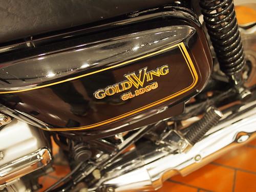 2014 Honda Goldwing