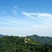 Great Wall with Big Sky