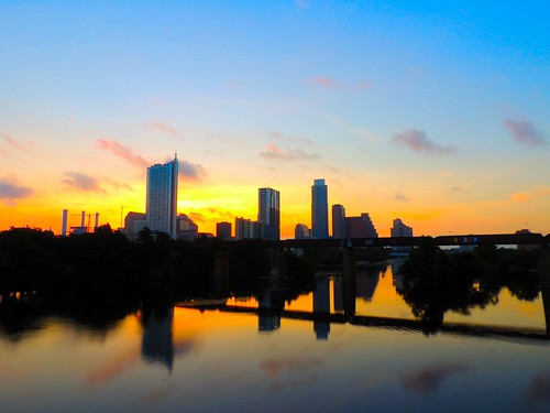 sunrise austin downtown townlake