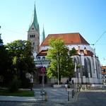 Una chiesa di Ausburg