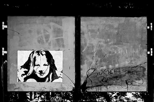 Roger Pinup // R.I.P. Kunsthaus Tacheles