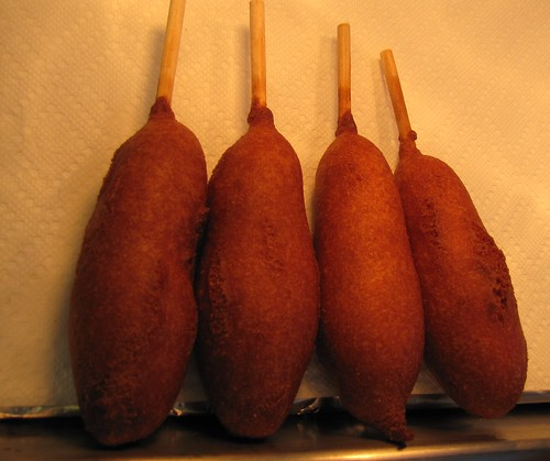 Corn dog anyone?