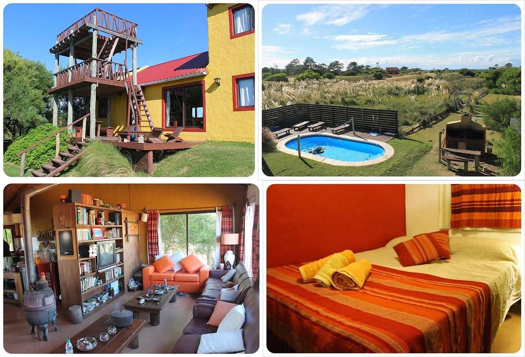 Uruguay Hostel de la viuda