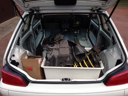 Rallye Project Car