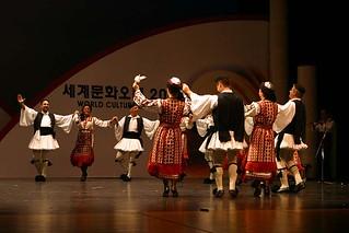ακαδημία έρευνας παραδοσιακών χορών ελασσόνας 24ο φετιβάλ τουρισμού στη Σαγκάη