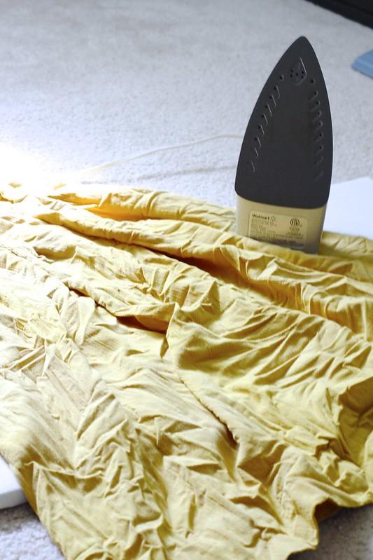 Natural Dye skirt