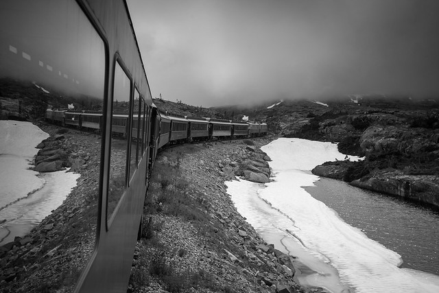 Yukon by Train