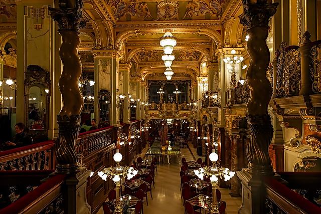 New York Cafe - Budapest