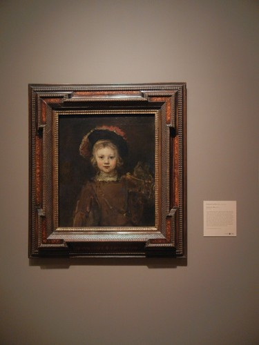 DSCN7591 _ Portrait of a Boy, 1655-60, Rembrandt van Rijn (1606-1669), Norton Simon Museum, July 2013