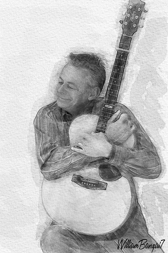 TOMMY EMMANUEL C.G.P. by WilliamBanzai7/Colonel Flick