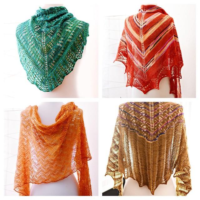 cogknitive shawls
