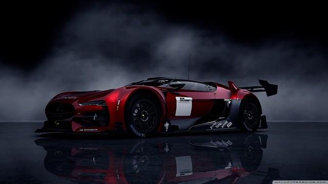 Citroen GT Super Sport HD Desktop