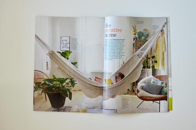 magazine stuff!