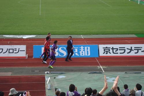 2013/10 J2第38節 京都vs札幌 #06