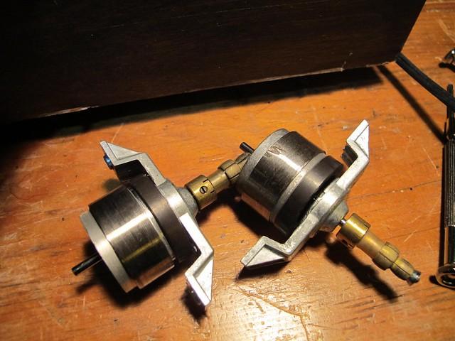 Dual armatures