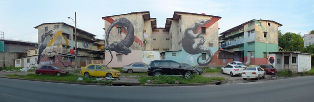 Roa Street Art, Panama City