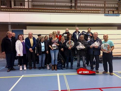 Deelnemers sportoverdag toernooi 2013