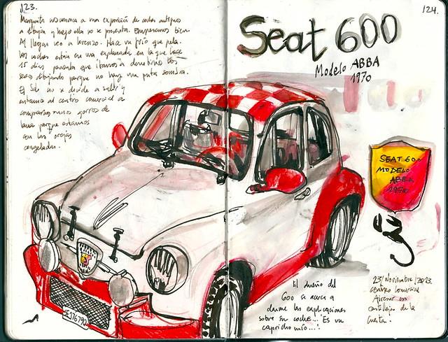 SEAT 600 ABBA