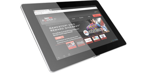 Which 2013 tablet is best for gaming