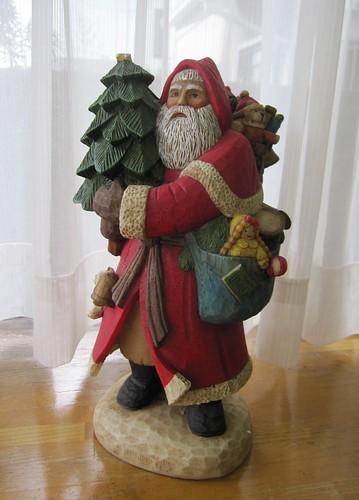 サンタの置物 by Poran111