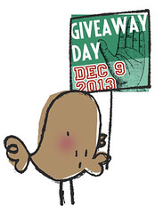 It's Giveaway Day! Yay!