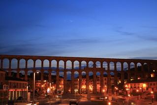 Bild av Aqueduct of Segovia.