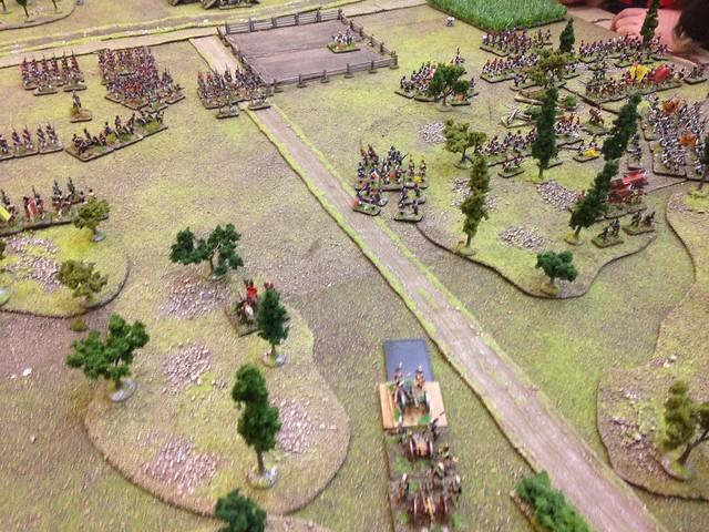 QUATRE BRAS (Napoleon at War) 11308549213_3c79b3bf6d_z