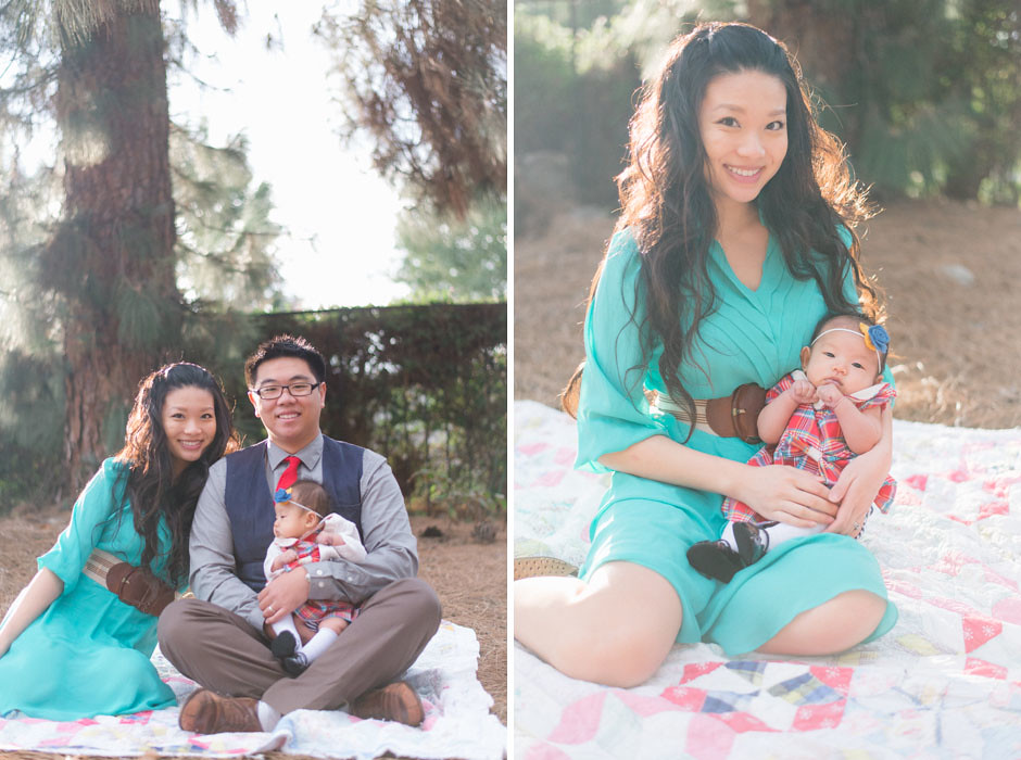 Serene-Joy-Hong-Los-Angeles-christmas-tree-family-and-baby-photographer-Daniela-Rey-4a
