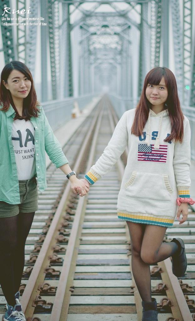 相機男孩│女孩‧ 帶您去旅行  (K30 相見_舊鐵橋)