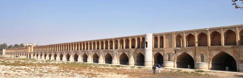 09 Puente deSio Seh Pol o de  los 33 arcos en Isfahan (65)