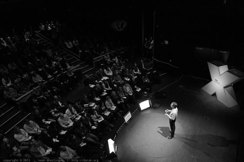 Jack Abbott  Introduces Janell Burley Hofmann   TEDxSanDiego 201
