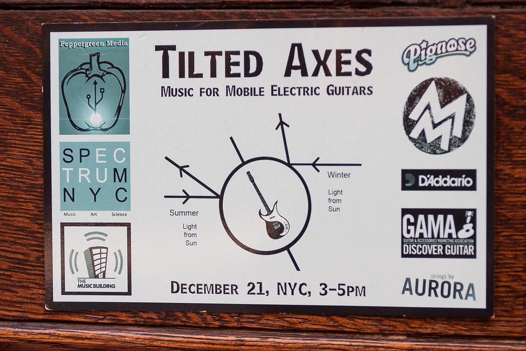tilted axes-4384 | Erick Gonzales | Flickr