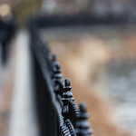 Ornate fence