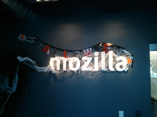 Mozilla office - San Francisco, October 2013