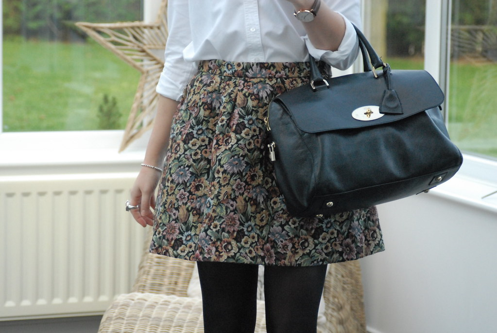 floral-tapestry-skirt-new-look