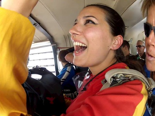 Lauren Skydiving Experience1