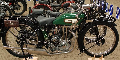 Royal Enfield 351 Sport