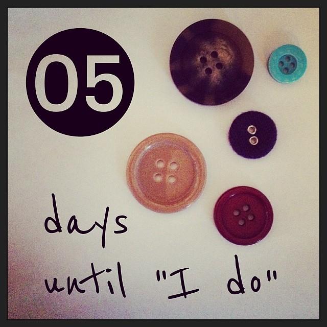 #countdownuntilido